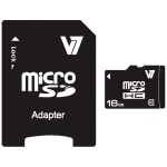 16 GB microSDHC - Class 10 - 20 MB/s Read - 10 MB/s Write - 1 Card - Retail