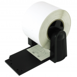 DIRECT THERMAL BARCODE LABELS FOR WPL205 & WPL305 PRINTER QUAD PACK 2.25 inch X 0.75 inch  3000 LABELS/ROLL