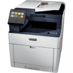 WorkCentre - Multifunction printer - color - laser - Legal (8.5 in x 14 in) (original) - A4/Legal (media) - up to 25 ppm (copying) - up to 30 ppm (printing) - 300 sheets - 33.6 Kbps - Gigabit LAN USB 3.0