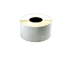 Adult Wristband with PE Backing - Water resistant wristband label - white - 11.5 in x 1.125 in 300 label(s) ( 2 roll(s) x 150 ) - for Wasp WHC25 Desktop Wristband Printer WPL25
