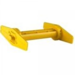 WPL305 LABEL SUPPLY SPINDLE KIT YELLOW - INCLUDES A REPLACEMENT LABEL SPINDLE 2 ALIGNMENT ARMS AND IS COMPATIBLE with WPL305 DESKTOP BARCODE PRINTER