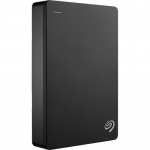 Backup Plus - Hard drive - 4 TB - external (portable) - USB 3.0 - black