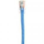 6FT BL CAT5E 100MHZ ETHERNET PA TCH CABLE UTP PVC