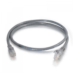 75 ft Cat6 Snagless Unshielded (UTP) Network Patch Cable (TAA) - Gray - Category 6 for Network Device - RJ-45 Male - RJ-45 Male -TAA Compliant - 75ft - Gray