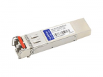SFP (mini-GBIC) transceiver module (equivalent to: Arista Networks SFP-1G-CW-1590-80) - GigE - 1000Base-CWDM - LC single-mode - up to 49.7 miles - 1590 nm - TAA Compliant