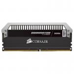 Dominator Platinum Series 16GB (4 x 4GB) DDR4 DRAM 2666MHz C16 Memory Kit - 16 GB (4 x 4 GB) - DDR4 SDRAM - 2666 MHz DDR4-2666/PC4-21300 - 1.20 V - Non-ECC - Unbuffered - 288-pin - DIMM