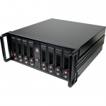 RAX840-XJ DAS Array - 8 x HDD Supported - 24 TB Supported HDD Capacity - 8 x Total Bays - 6Gb/s SAS - 4U Rack-mountable