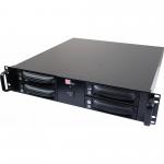 RAX RAX421-XJ DAS Array - 4 x HDD Supported - 4 x Total Bays - Mini-SAS - 2U Rack-mountable