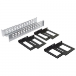 Rack rail kit - gray - 19 inch - for Smart-UPS SRT 10000VA 5000VA 6000VA 8000VA