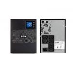 UPS - AC 230 V - 525 Watt - 750 VA - RS-232 USB - output connectors: 6 - black
