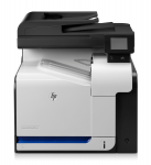 LaserJet Pro 500 M570DN Laser Multifunction Printer - Color - Plain Paper Print - Desktop - Copier/Fax/Printer/Scanner - 31 ppm Mono/31 ppm Color Print - 600 x 600 dpi Print - 30 cpm Mono/30 cpm Color Copy - 3.5 inch LCD Touchscreen - 1200 dpi Optical Sca