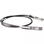 X242 40Gb QFP+ to QSFP+ 1.0m (3.28ft) Direct Attach Copper Cable - 4X 10-Gigabit Ethernet cable with Quad Small Form-factor Pluggable Plus (QSFP+) connectors permanently attached to each end - 5GB/sec transfer rate