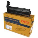 OKI - Cyan - drum kit - for OKI MC770 MC770dnvfax MC780 MC780+ MC780dfnvfax MC780f MC780f+ MC780fx