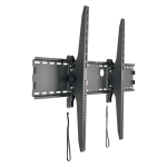 Display TV LCD Wall Monitor Mount Tilt 60 inch to 100 inch TVs / EA / Flat-Screens - Wall mount for LCD display (Low Profile Mount) - steel - black - screen size: 60 inch -100 inch