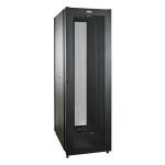 Lite 42U Value Series Rack Enclosure Server Cabinet with Doors & Sides - 42U Wide x 29.75 inch Deep for Server LAN Switch PDU - Black