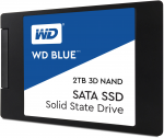 WD TDSourcing Blue 3D NAND SATA SSD - Solid state drive - 2 TB - internal - 2.5 inch - SATA 6Gb/s