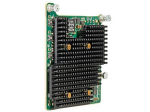 FlexFabric 20Gb 2-port 630M Adapter mezzanine form factor - 900MB integrated memory - Provides two 20Gbps Ethernet ports in the interconnect module in the server system - Requires one x8 PCI (Gen 3) Express mezzanine slot on the blade system board