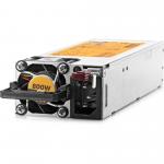 Power supply - hot-plug / redundant (plug-in module) - Flex Slot - 80 PLUS Platinum - AC 100-240 V - 800 Watt - 915 VA