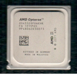 AMD Opteron 4332 Six core High-Efficiency (HE) processor - 3.00GHz (Seoul 8MB Level-3 cache 3.2GHz HyperTransport (HT) 65 watts Thermal Design Power (TDP) socket C32)