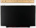 14-inch HD WLED AntiGlare SVA display panel - 1366 x 768 maximum resolution 200-nits brightness