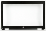 Display bezel - For use on models with a QHD+ display and a webcam