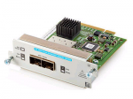 2-port 10GbE SFP+ Module - Provides two Small Form-factor Pluggable Plus (SFP+) ports (supports 1Gb and 10Gb transceivers) - For the 2920 series switch (two modules can be used)