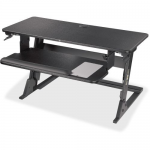 STANDING DESK CONVERTS DESKTOP TO SIT-STAND WORKSTATION 29 IN X 22.2 IN