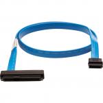 SAS external cable - 4 x Mini SAS HD (SFF-8643) (M) to 4 x Mini SAS HD (SFF-8643) (M) - 6.6 ft - for HPE D3600 D3610 D3700 D3710 D6020 H241 Smart Host Bus Adapter