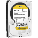 WD TDSourcing RE - Hard drive - 3 TB - internal - 3.5 inch - SATA 6Gb/s - 7200 rpm - buffer: 64 MB - for WD My Cloud EX4