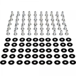 Rack Enclosure Server Cabinet Threaded Hole Hardware Kit - Rack screws and washers