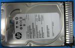 1TB hot-plug SATA hard disk drive - 6Gb/sec transfer rate 7200 RPM 3.5-inch large form factor (LFF) Midline SmartDrive Carrier (SC) - Not for use in MSA products