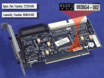 Fast-Wide SCSI-2/P Ultra Controller - Fast Wide SCSI-3 32-bit PCI controller - Has one internal 50-pin SCSI connector one internal 68-pin SCSI connector and one external high density 68-pin SCSI connector