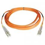 Lite Duplex Multimode 50/125 Fiber Patch Cable - (LC/LC)  4M (13-ft.)