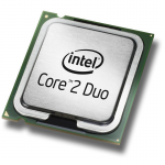 Intel Core Duo processor E4400 - 2.0GHz (Conroe 800MHz front side bus 2MB (1MB per core) Level-2 cache)