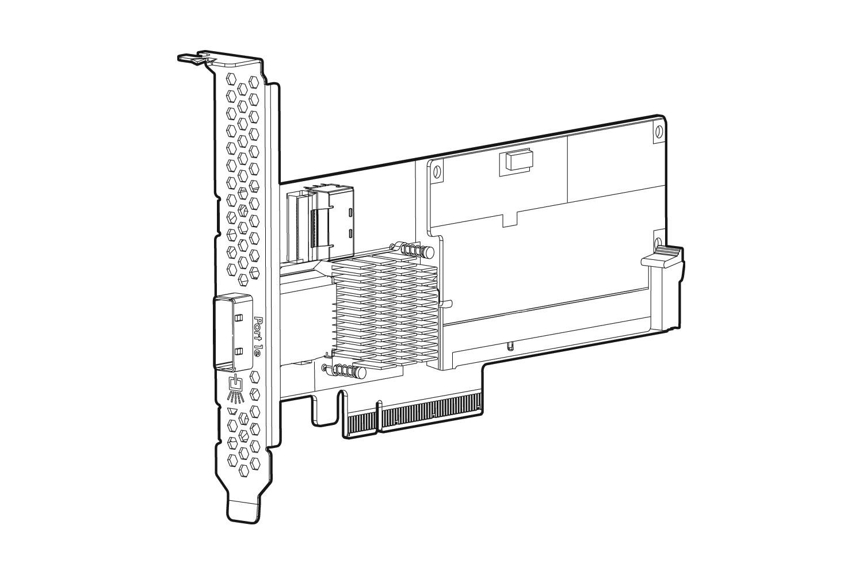 quickspecs hp smart array p222 controller