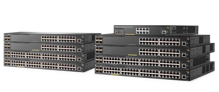 Quickspecs Aruba 2930F Switch Series